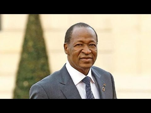 Burkina Faso high court drops charges against former president Blaise Compaoré.
