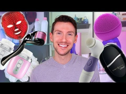 Top 5 ESSENTIAL Skin Care Tools YOU NEED!