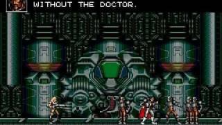 Mega Drive Longplay [108] Contra Hard Corps (a)