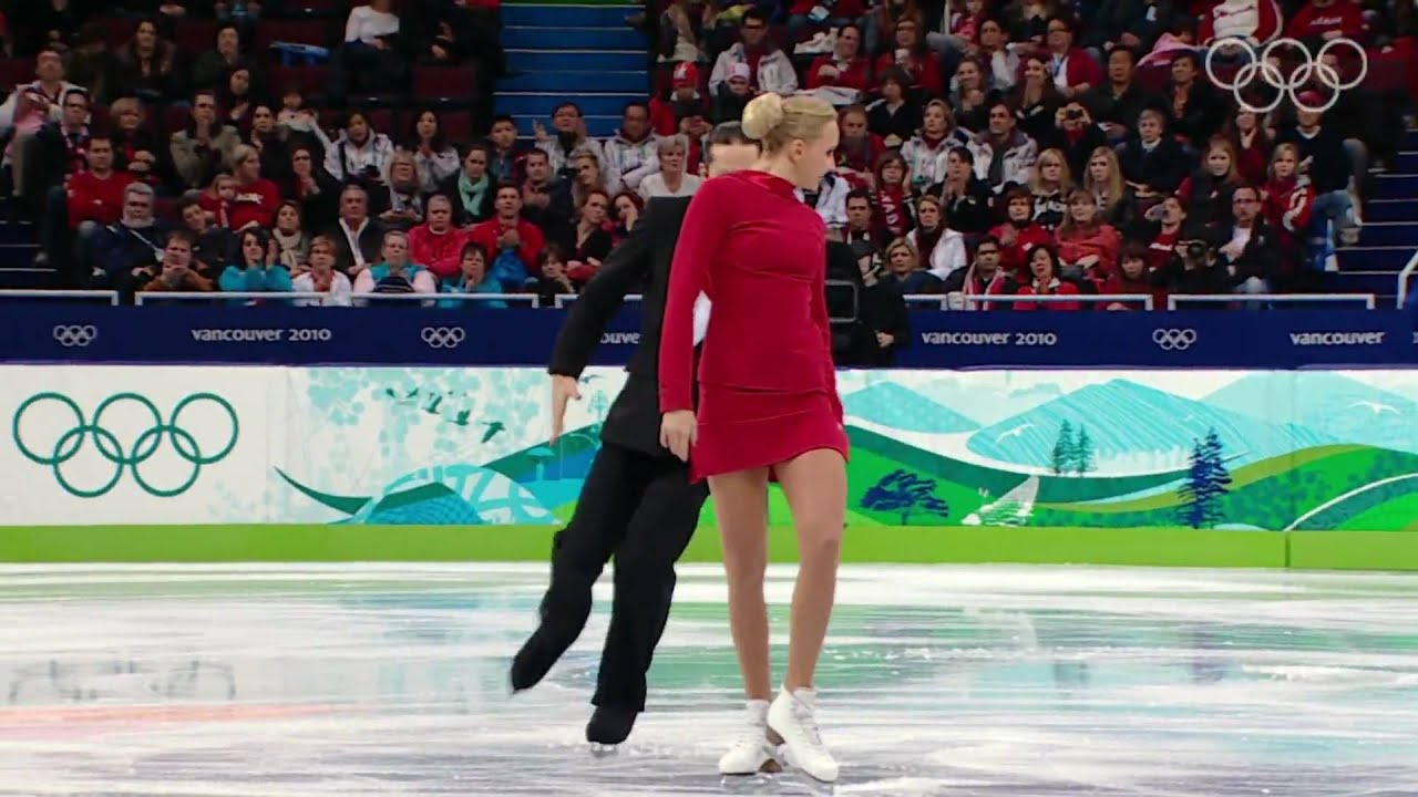 Figure Skating - Ice Dance Compulsory Program - Vancouver 2010 Winter Olympic Games