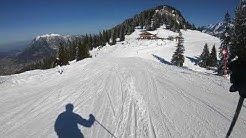 4k - Garmisch Olympia Talabfahrt GoPro 6