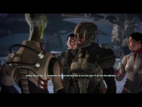 Mass Effect 1 - With all due respect