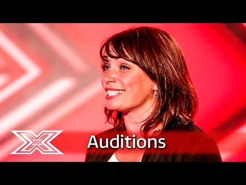 Is this Rebekah Ryan's new beginning? | Auditions Week 1 | The X Factor UK 2016