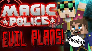 Minecraft Magic Police #90 - Evil Plans (Yogscast Complete Mod Pack)