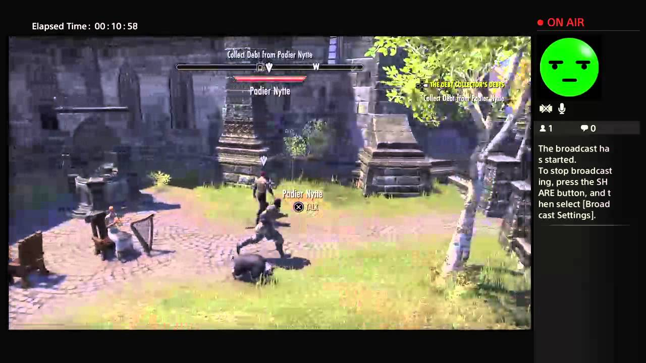 The Elder Scrolls Online-Redguard Dragonknight Tank Solo ...
