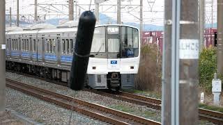 [811系] 普通列車鳥栖行き鳥栖駅付近通過