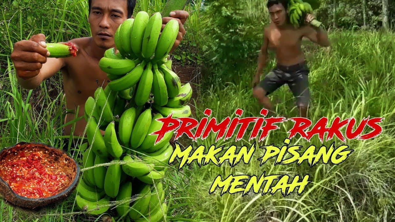 Download Survival di hutan: Makan rujak pisang mentah    Pedas dan enak
