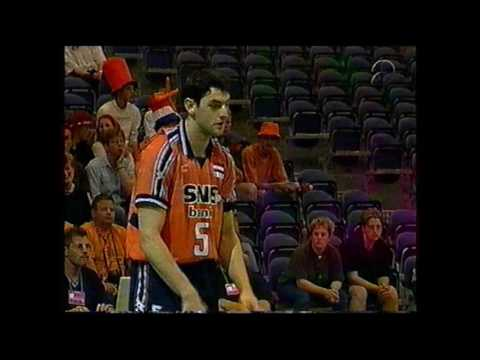 World League 2000 - Netherlands VS France