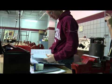 Tulsa Tech's Aviation Maintenance Program