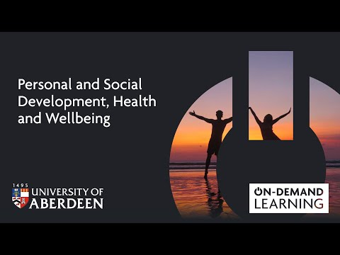 Personal and Social Development, Health and Wellbeing - Online short course