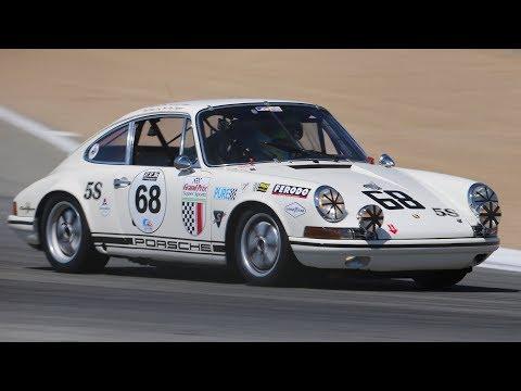 RACER: 1968 Porsche 911 TR Visor Cam with Pat Long
