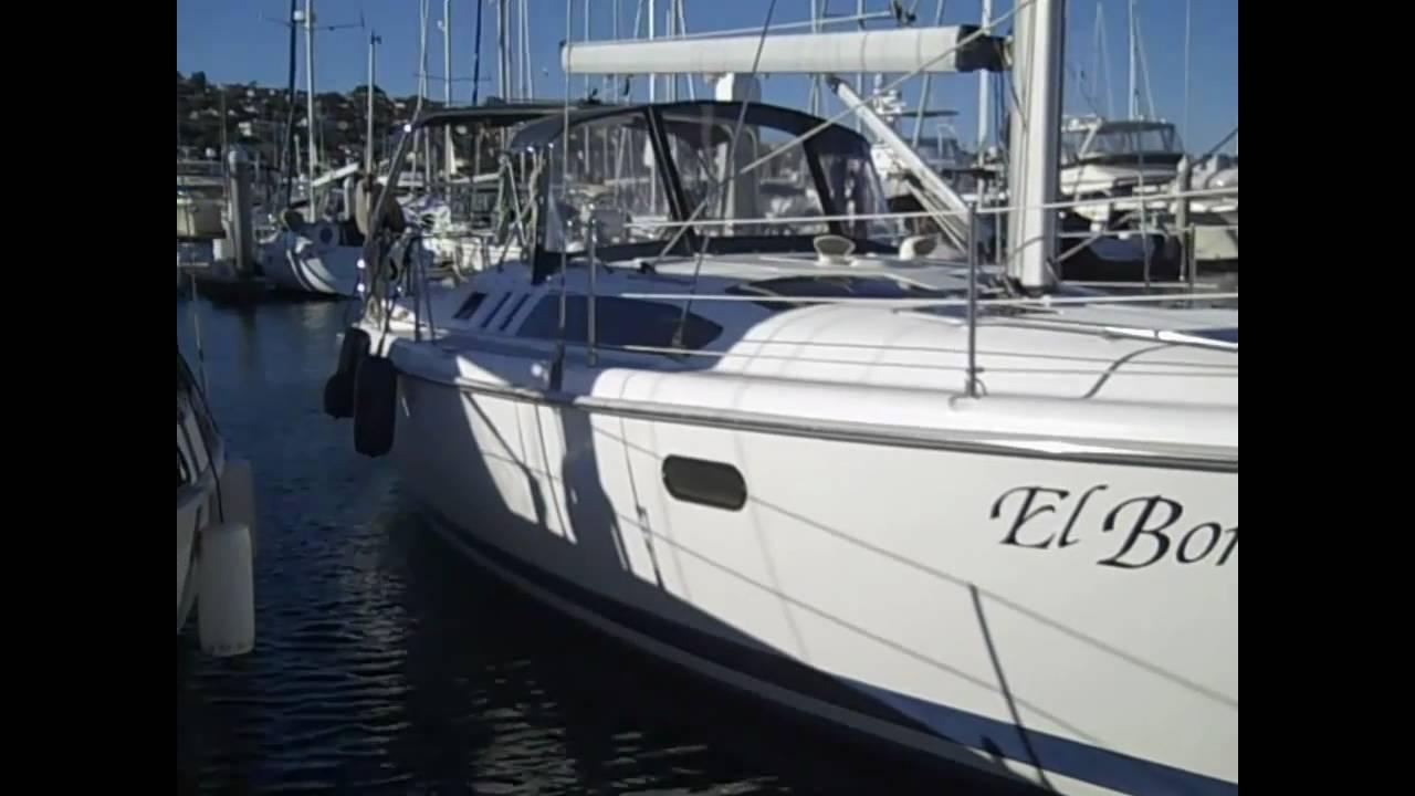 2001 hunter 380 listing sailboat for sale by  ian van tuyl