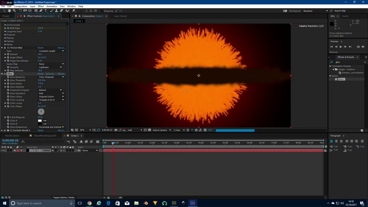 After effects explosion tutorial no plugins youtube after effects explosion tutorial no plugins gumiabroncs Images