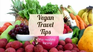 Vegan travel tips for healthy eating - mazatlán