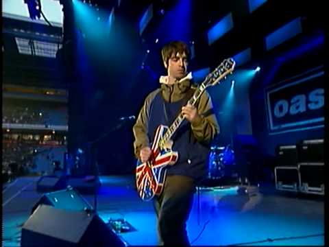 Oasis The Swamp Song Manchester 1996 (Mad fer it)