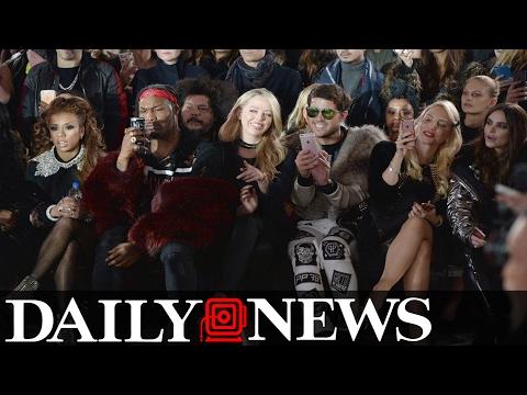 Fashion Designer Philipp Plein Defends Tiffany Trump