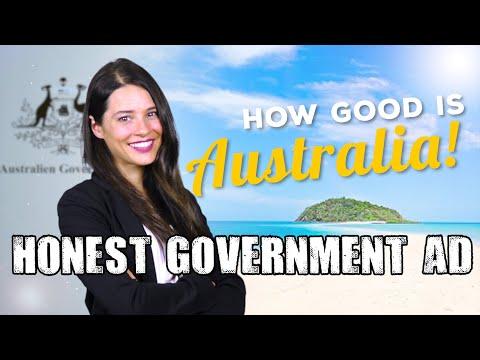 Honest Government Ad | Visit Australia! (Season 2)
