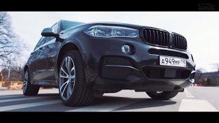 Тест-драйв від Давидыча BMW X5 M 50D