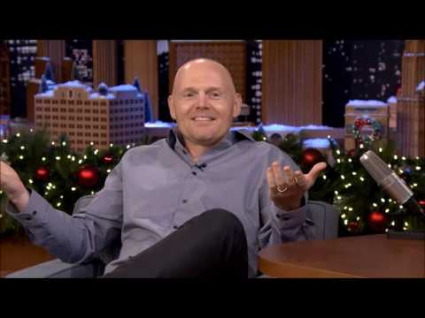 Bill Burr on a Pro-Hillary Feminist