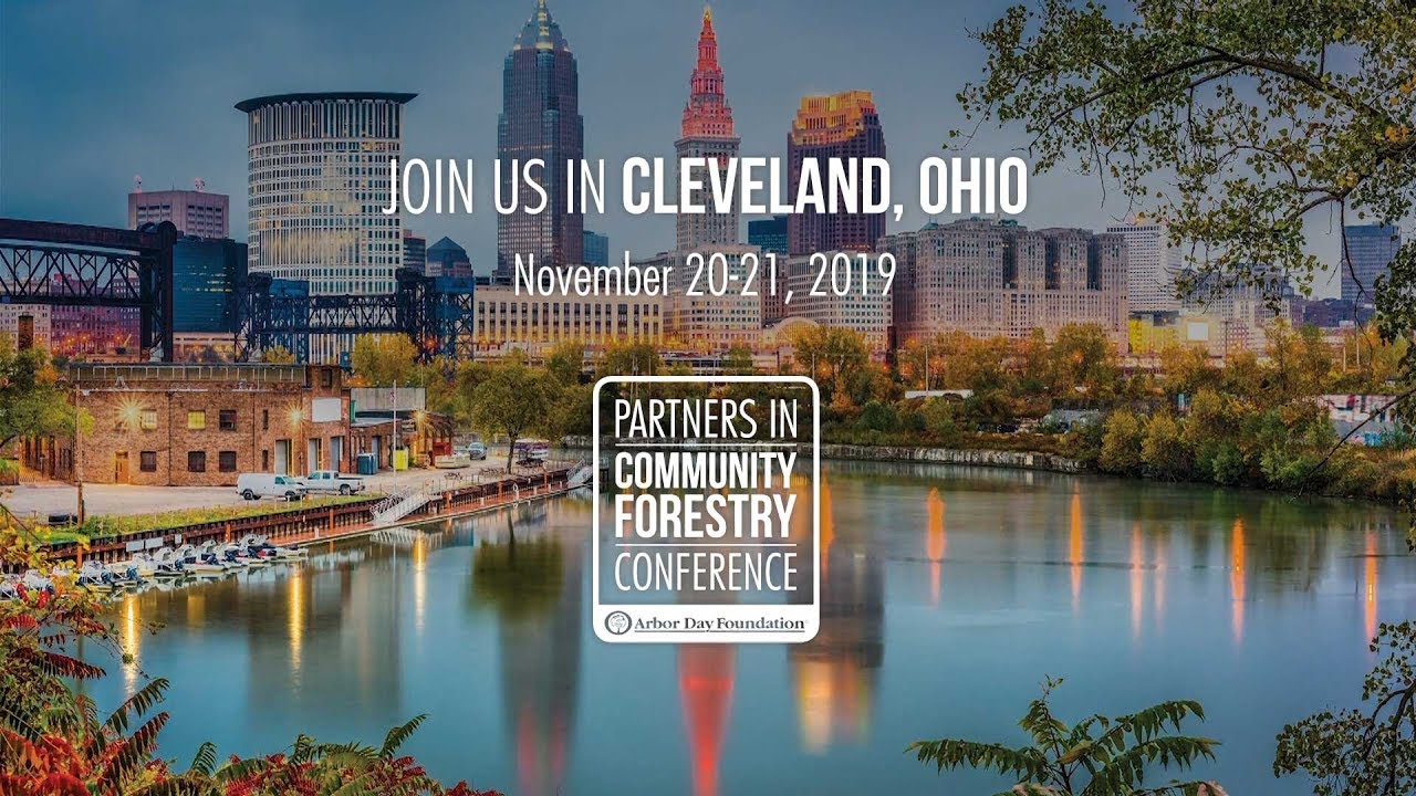 Partners in Community Forestry Conference Information
