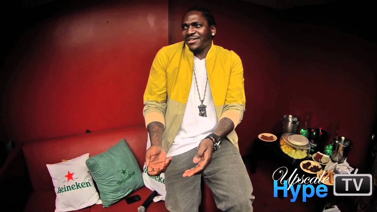Pusha T Hairstyle: Pusha T Talks Personal Style, Fashion In Hip Hop And Music