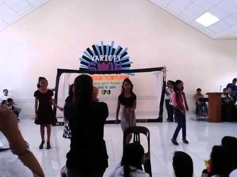Variety show cultural presentation