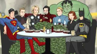How The Avengers Should Have Ended ITA - ODS