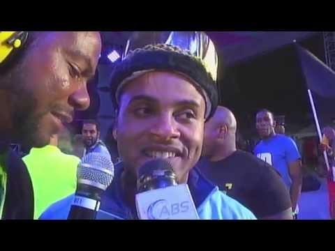Ricardo Drue - W.A.R., Live! Antigua Carnival 2015