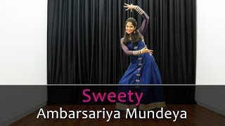 Ambarsariya Mundeya Song Dance Choreography | Rajasthani Dance | Best Hindi Songs For Dancing Girls