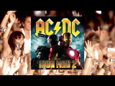 AC/DC: Iron Man 2 CD/DVD Teaser Video