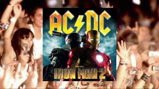 AC / DC: Iron Man 2 CD / DVD Teaser Video