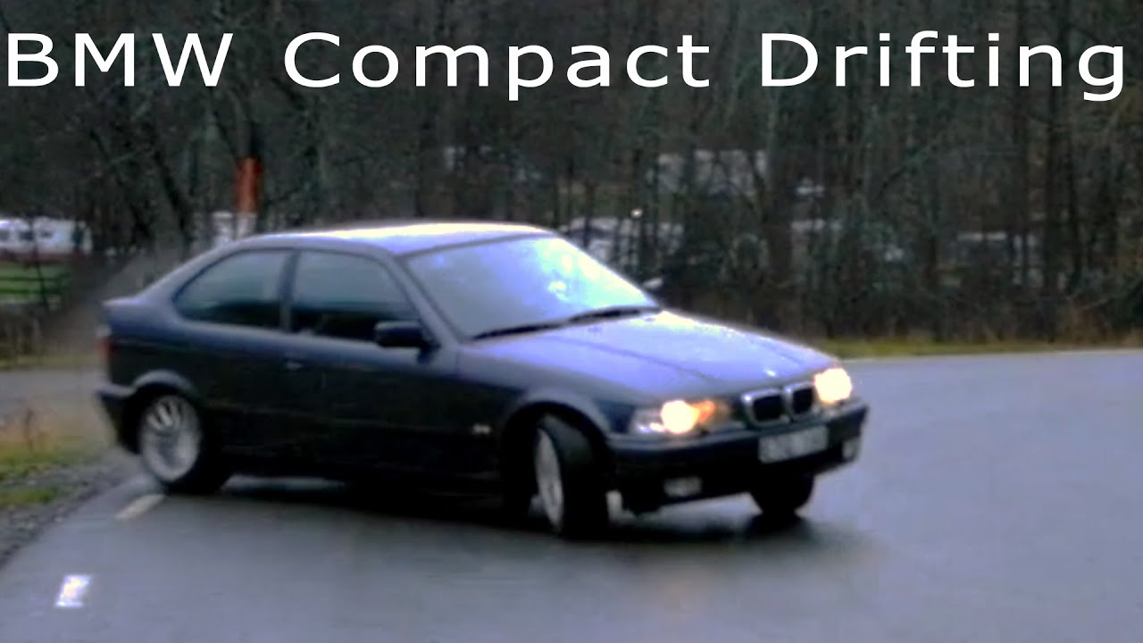 drifting bmw 316i compact e36 real life youtube. Black Bedroom Furniture Sets. Home Design Ideas