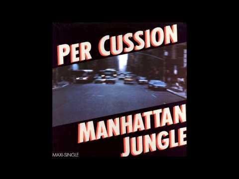 Per Cussion Manhattan Jungle