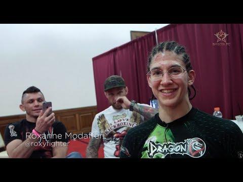 Invicta FC 23: Roxanne Modafferi Post-Fight Interview