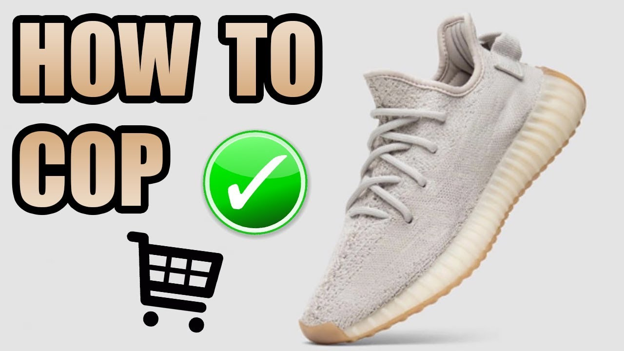 9732f38f339 How To Get The Yeezy 350 V2 SESAME