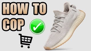 How To Get The Yeezy 350 V2 SESAME | SESAME YEEZY Release Info