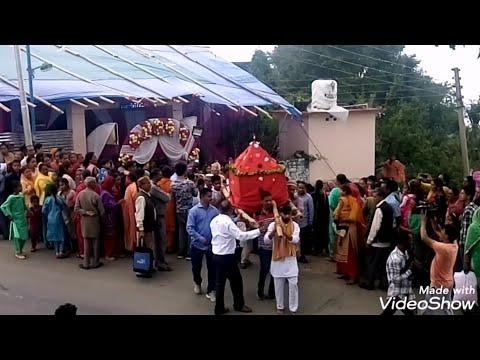 Emotional Doli Vidai Video Indian Himachali Wedding With Bend Baja.