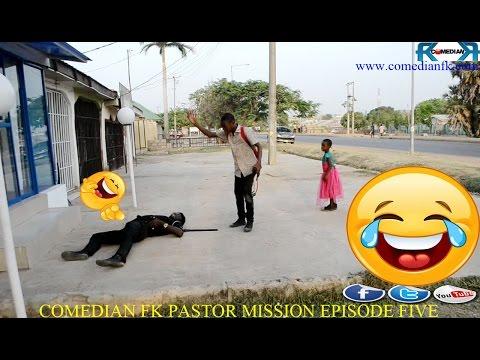 Pastor Mission Episode 5. fk Comedy