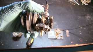 Changing carburetor jets on your Motorized bicycle engine