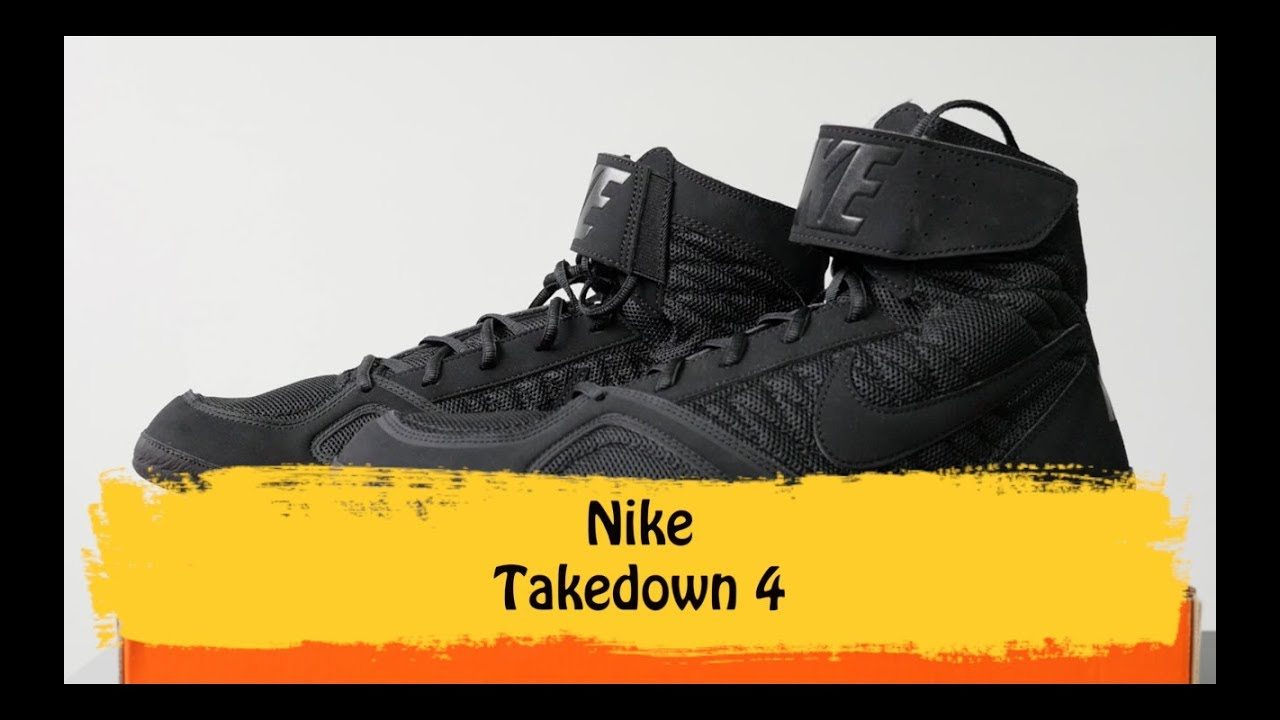 sólido ancla Planificado  Nike Takedown 4 - YouTube