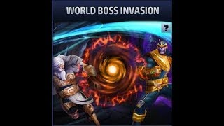 Why you should play World boss invasion,  Marvel future fight