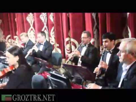 Чечня. Портал культуры. Государственному симфоническому оркестру 75 лет.