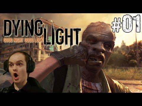 Dying Light Прохождение ► СИМУЛЯТОР ПАРКУРА С ЗОМБИ! ◄ #01 Что ЭТО?!