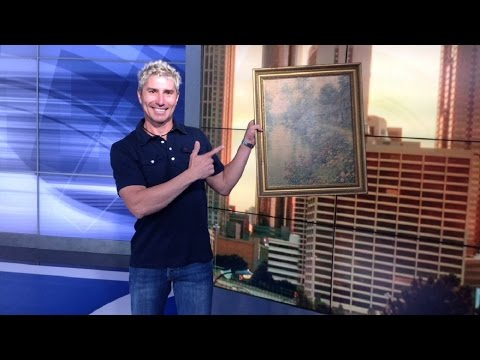 Trash or treasure with antique expert Paul Brown