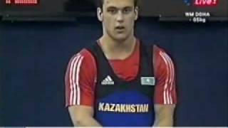 Frank Rothwell's Olympic Weightlifting History Ilya Ilin 17 year old World Champion 2005