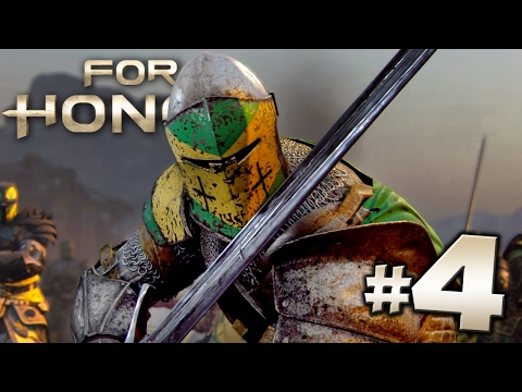 FOR HONOR FULL Campaign Walkthrough : Ep4 VIKING VOYAGE!