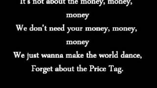 Jessie J- Price Tag ***Official Karaoke & Lyrics ***