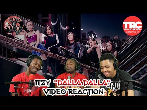 ITZY 'Dalla Dalla' Music Video Reaction