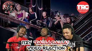 "ITZY ""Dalla Dalla"" Music Video Reaction"