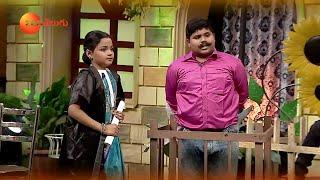 ఓ వింత విడాకులతో నవ్వులో ముంచిన పిల్లలు | Drama Juniors Season 3 | Zee Telugu